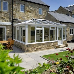 Conservatories designed and installed throughout Cumbria