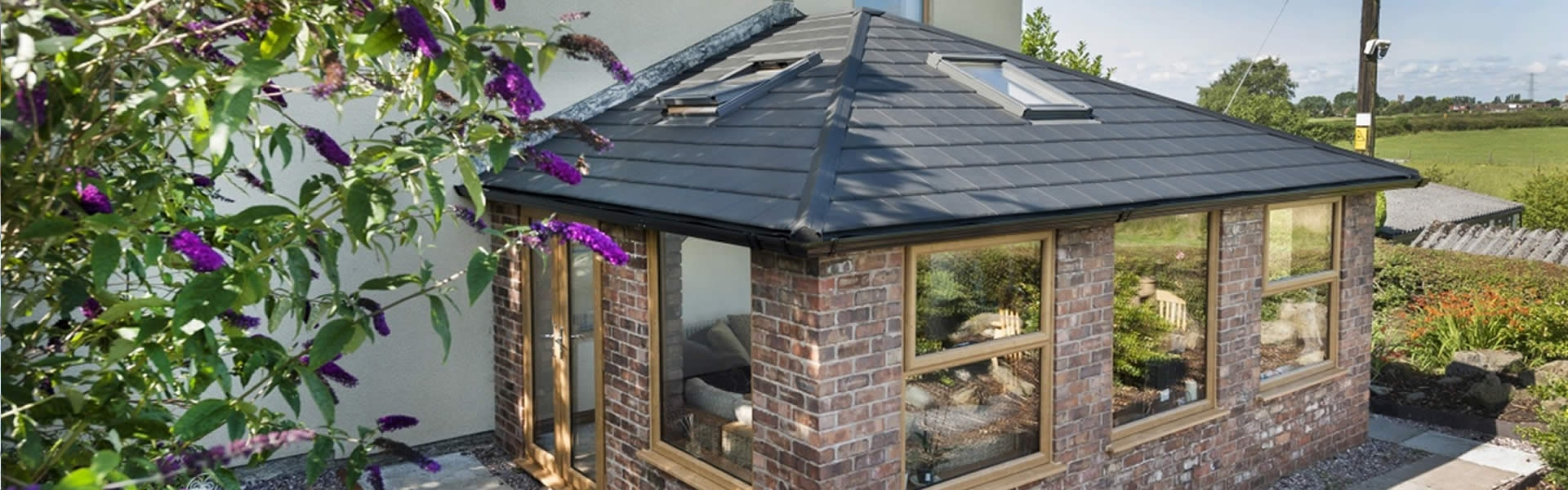 conservatory warm roof cumbria