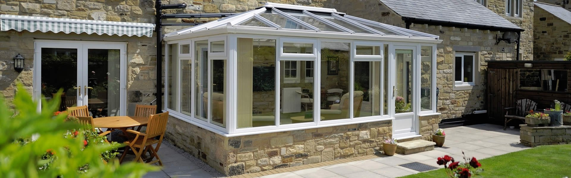 Conservatories at Country Style Windows, Cumbria