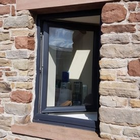 Tilt And Turn Windows In Bria From Country Style